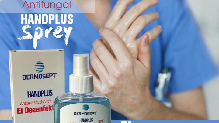 Dermosept Hand Plus 100 ml